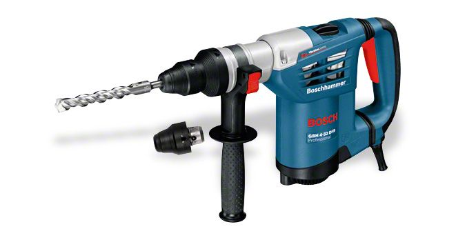 BOSCH Rotary hammer with SDS-plus GBH 4-32 DFR Professional