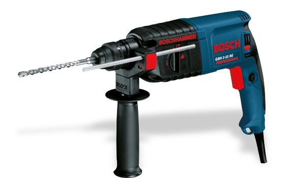 BOSCH GSB 2-22RE Professional Rotary Hammer