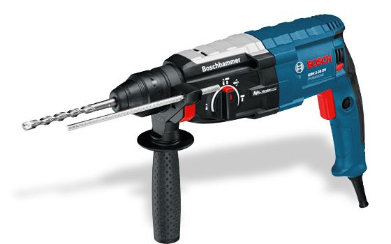 BOSCH Rotary Hammer with SDS-plus GBH 2-28 DV Professional