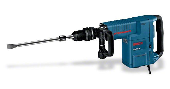 BOSCH Demolition hammer with SDS-max GSH 11 E Professional