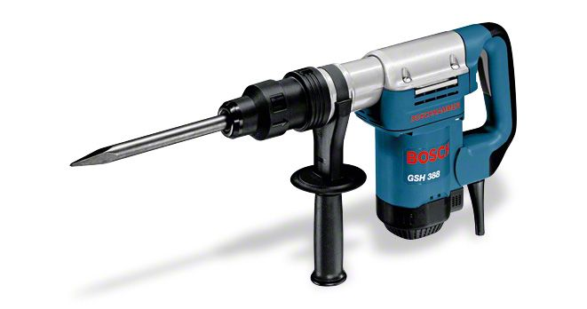BOSCH Demolition hammer with SDS-max GSH 388 Professional