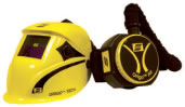 Esab Respiratory Equipment, Esab Helmet for Air