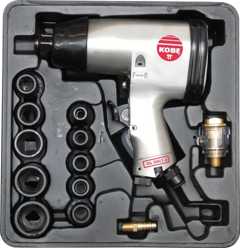 Kobe Random Orbital Palm Sander Self-vacuum Type - 150mm