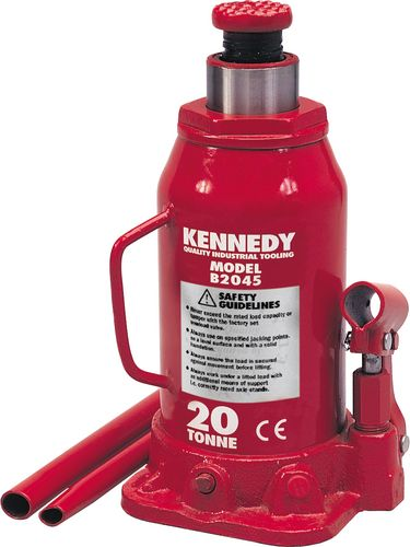 Kennedy Hydraulic Bottle and Trolley Jacks